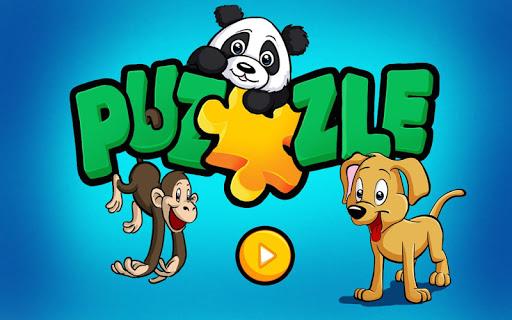 Puzzle - zwierzęta