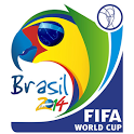 World Cup Brazil 2014 live com icon