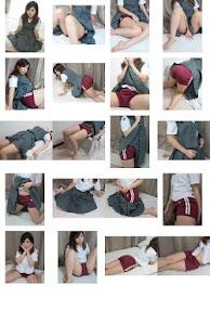 【ゆき】学生制服コスプレ写真集2