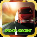 Truck Highway Racing Jigsaw icon