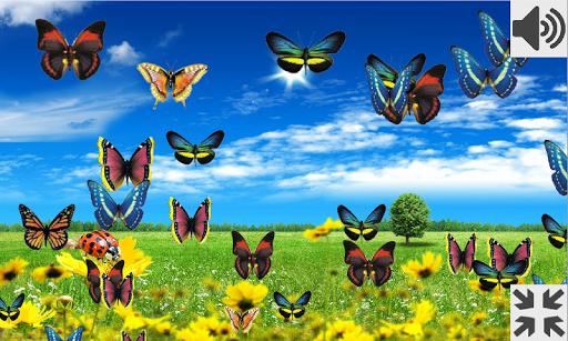 Butterflies Breathing Games