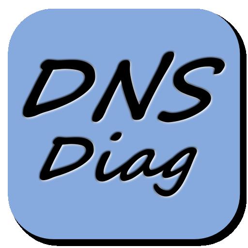 DNS Diag LOGO-APP點子