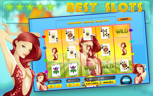 ACE RUMMY GIRLS Slots