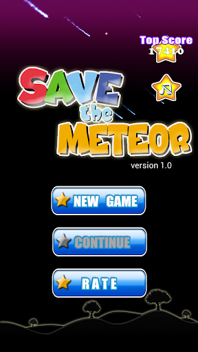 Save The Meteor