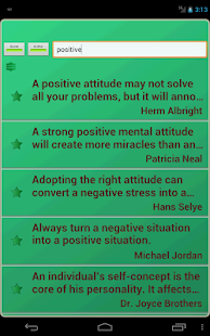 Positive Thinking - screenshot thumbnail