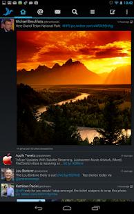Tweetings for Twitter - screenshot thumbnail