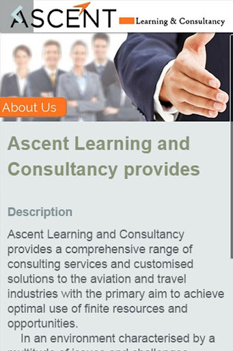 Ascent Learning Consultancy