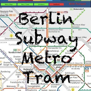Berlin Metro Maps