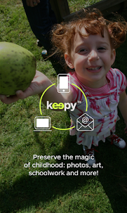 Keepy: save family memories - screenshot thumbnail