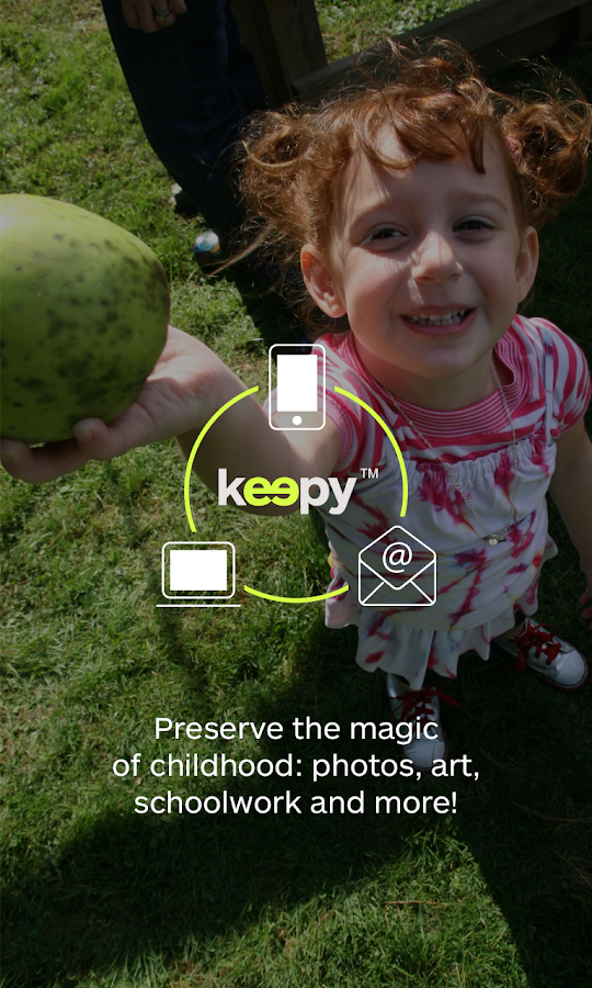 Keepy: Family Journal - screenshot