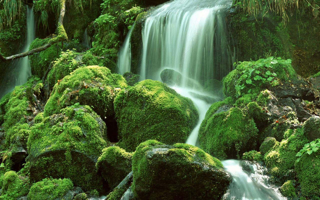 Waterfall Jigsaw Puzzles- screenshot