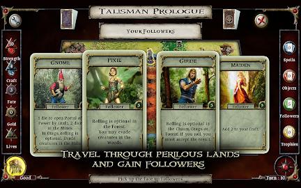Talisman Prologue Screenshot 13