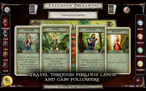 Talisman: Prologue Screenshot 29