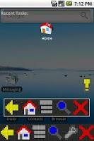 Screenshot of SoftKeys RetroPixel Theme