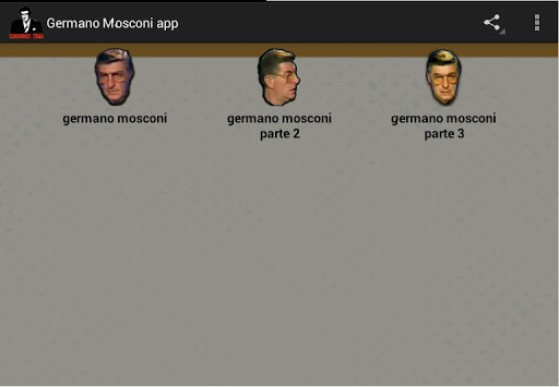 Germano Mosconi App