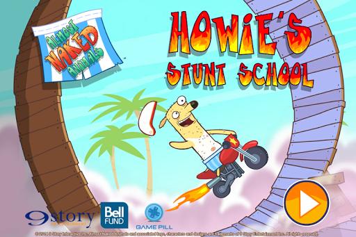 Howie's Stunt School