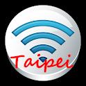 台北wifi熱點 logo