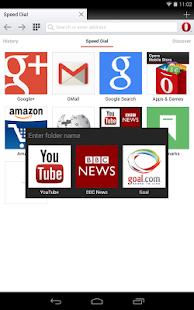 Opera browser - fast & safe Screenshot 16