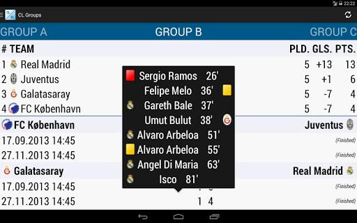 【免費運動App】Champions League-APP點子