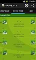 Screenshot of Brazil Abbaco Fixture 2014