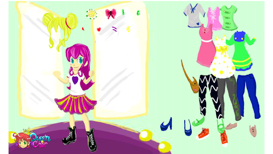 Starshine Dollie Dressup FREE - screenshot thumbnail