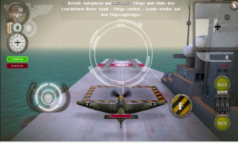 BATTLE KILLER STUKA 3D- screenshot