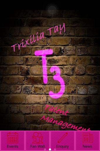 Trixilia Tay Talent Management