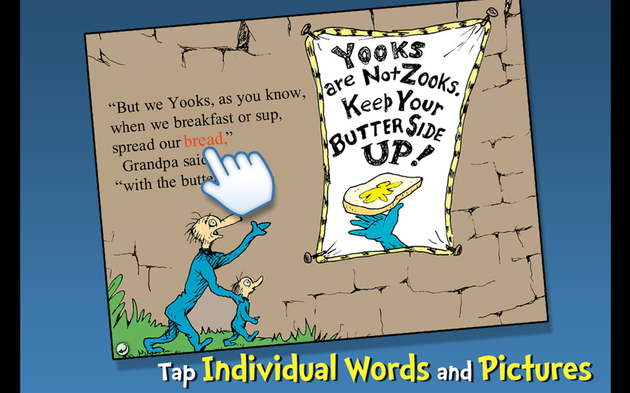 The Butter Battle Book- screenshot