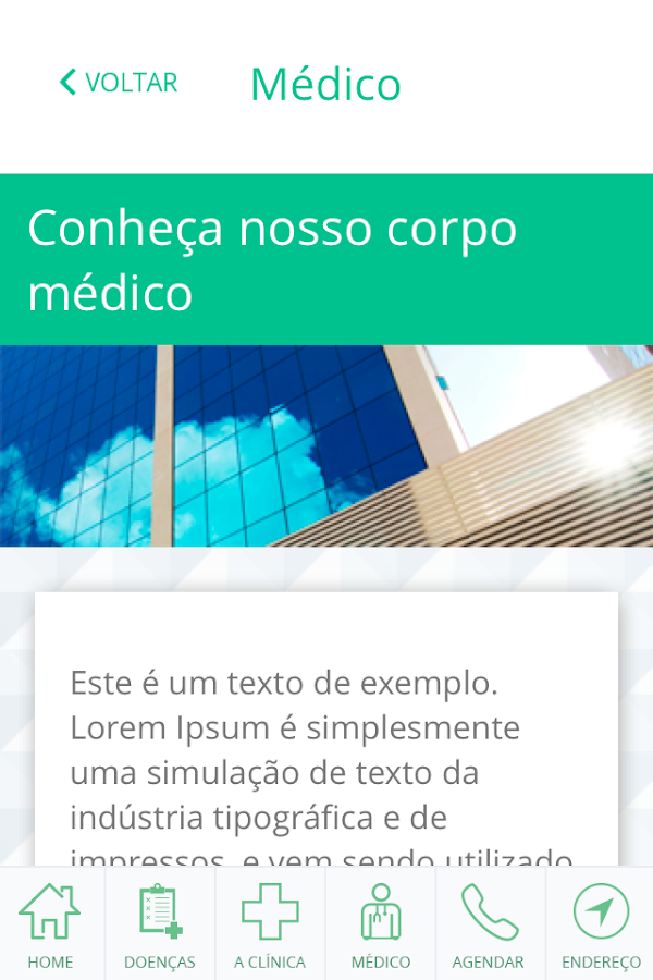 Clinicapps- screenshot