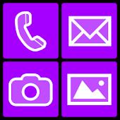 BL Violet Theme