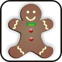 Gingerbread doo-dad logo