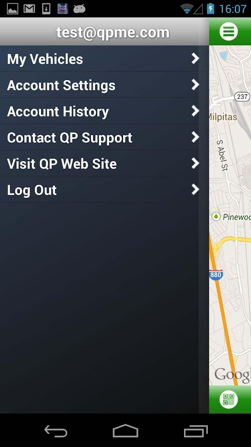 QP QuickPay - screenshot