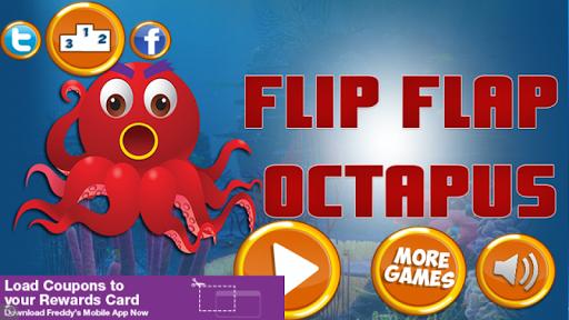 Flip Flap Octopus