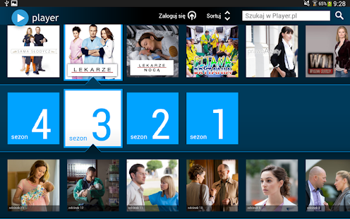 player (tablet) Screenshot 6