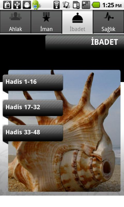 HadisDemeti - screenshot