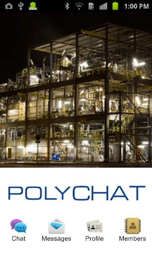 Polyscope Chat App