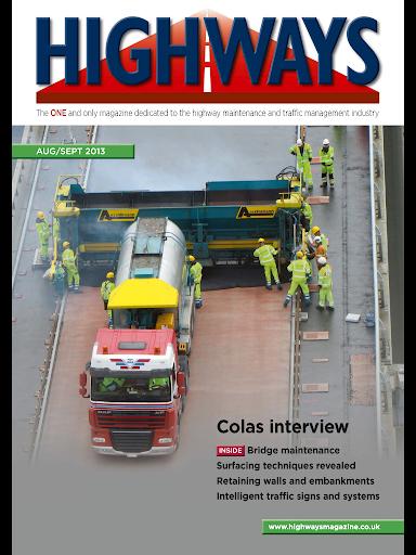 Highways Magazine
