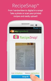 Key Ingredient 1.7 MM Recipes - screenshot thumbnail