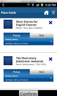 BookMyne 3.0.1 - screenshot thumbnail