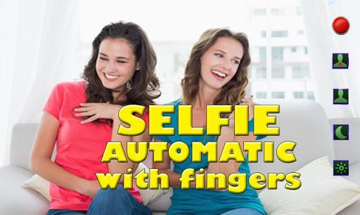 selfie自動カメラ
