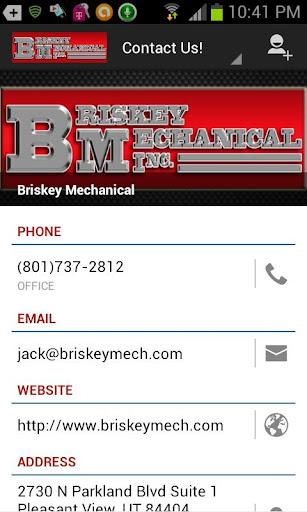 Briskey Mechanical