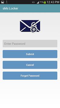 SMS Locker