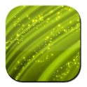 Galaxy S4 Green Abstract logo