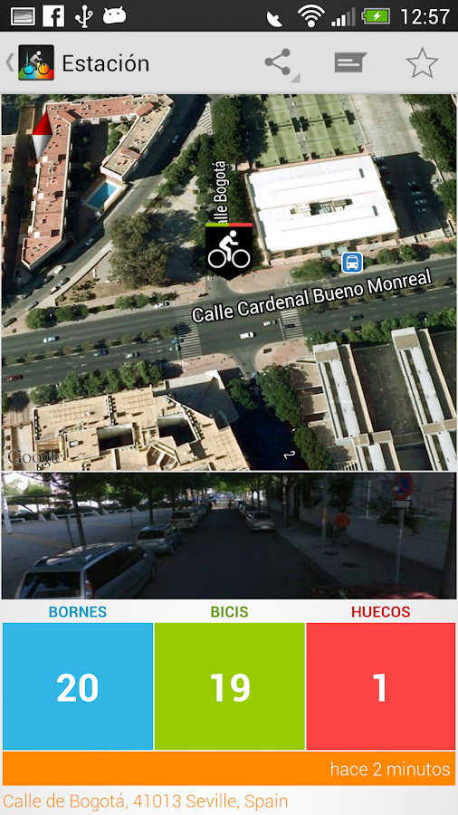 BikeShare! - screenshot