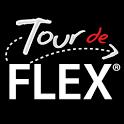 Tour de Mobile Flex icon