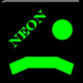 Neon Ping Pong Glow