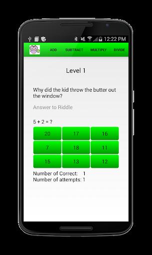 Math Riddler