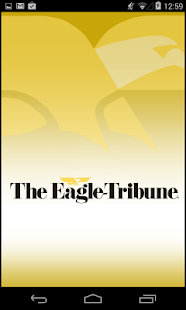 Eagle-Tribune North Andover MA - screenshot thumbnail