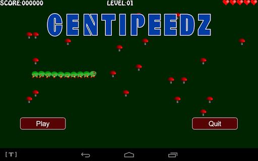 Centipeedz