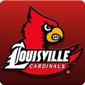 Louisville Cards Live Clock